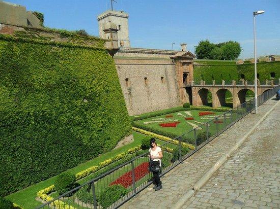 Sunotel Central: Castello Di Montjuic.
