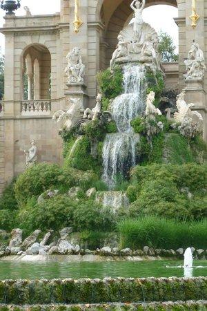Sunotel Central: Parc de la Ciutadella.