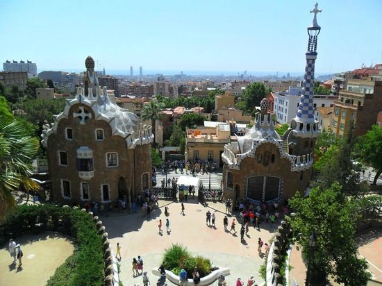 Sunotel Central: Parc Guell