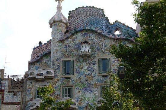 Sunotel Central : Casa Batllò