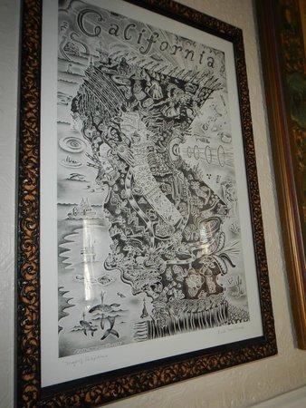 San Remo Hotel : More artwork