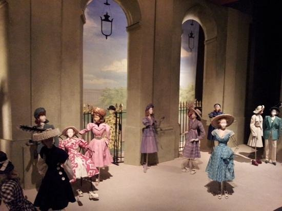 Maryhill Museum of Art: amazing dolls