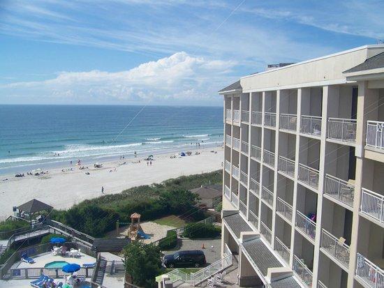 Holiday Inn Resort Wrightsville Beach: Beautiful day...