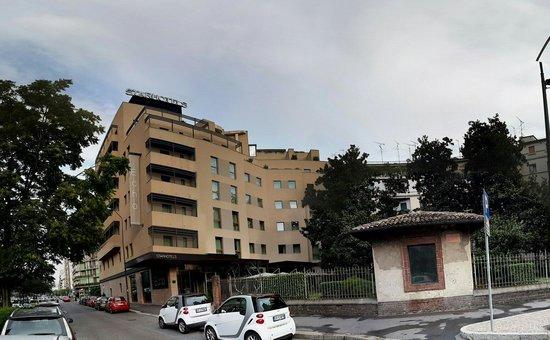 Starhotels E.c.ho.: Star hotels Echo, Milano, Italy