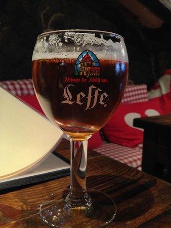 Le Cro Magnon : Biere Blonde