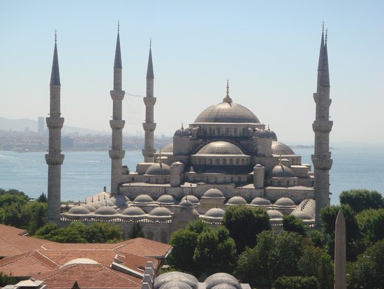 Real Istanbul Tours: Blue Mosque
