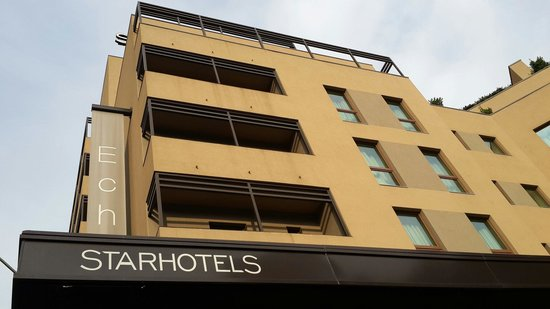 Starhotels E.c.ho.: Starhotels Echo, Milano, Italy