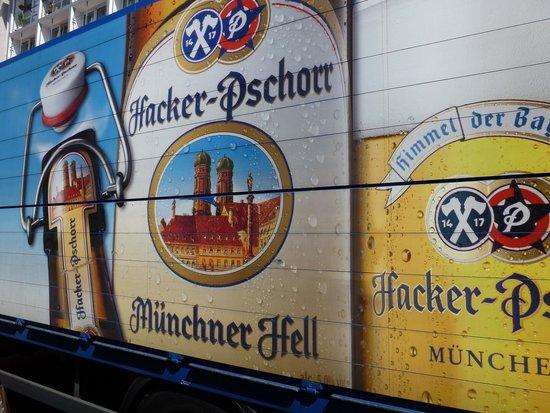 Sofitel Munich Bayerpost: On est au royaume de la bière non ?