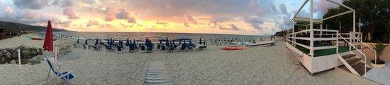 Blu Tropical: Spiaggia