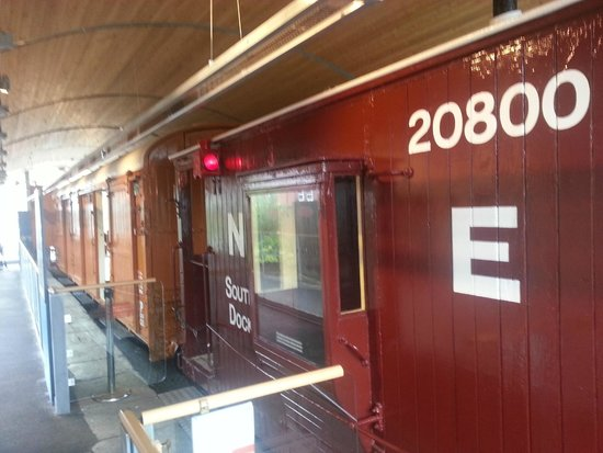 Monkwearmouth Station Museum: carriages#2