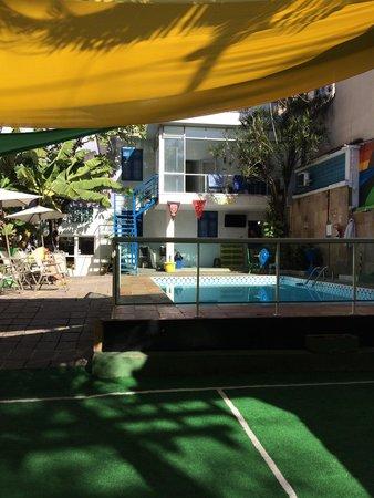 Maraca Hostel: Piscina