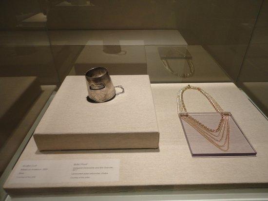 Metal Museum : Indoor exhibits