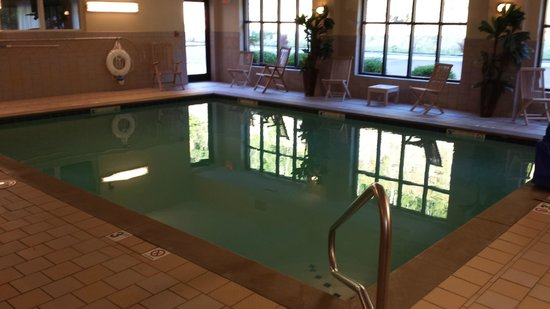 Holiday Inn Express Hotel & Suites Harriman: INDOOR POOL - UNUSUAL FOR HIE