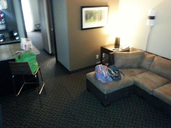 Hyatt Regency Green Bay: living space