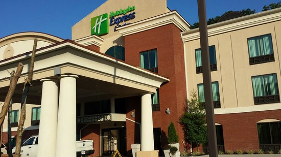Holiday Inn Express Hotel & Suites Harriman: ENTRANCE