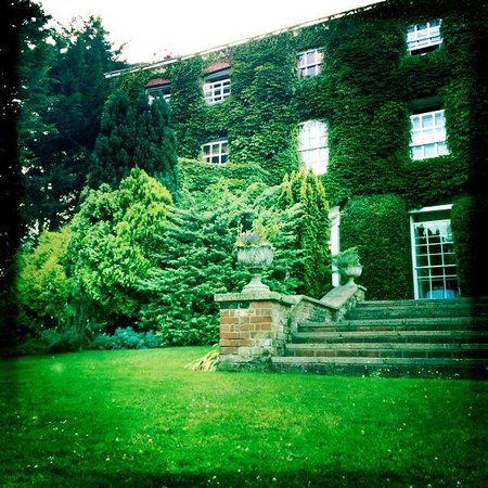 The Old Rectory : Garden