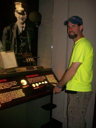 Altoona Railroaders Memorial Museum: Interactive display - Railroading Jobs