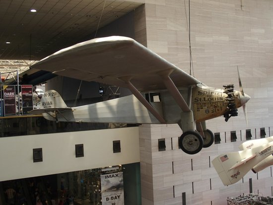 National Air and Space Museum: The Spirit of St Louis