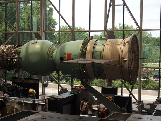 National Air and Space Museum: Soyuz spacecraft