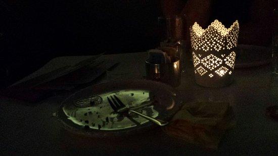 Amelie : Night atmosphere