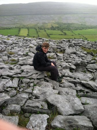 Burren Wild Tours: Perfect Irish day in the Burren!