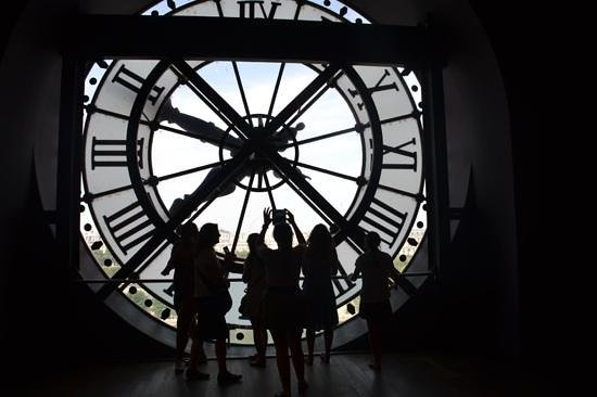 Musée d'Orsay: d'orsay