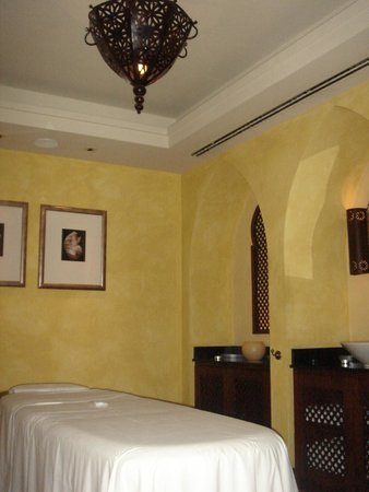 The Westin La Quinta Golf Resort & Spa: spa-cabina de masaje