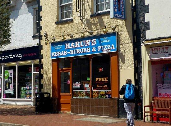 Harun's Kebab, Burger & Pizza House : Harun's Kebab House, Flint