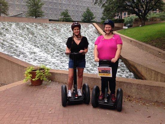 Segway Nation: Dallas Segway Tour