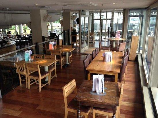 Mezzanine Area mezzanine area - picture of all bar one millennium, leeds