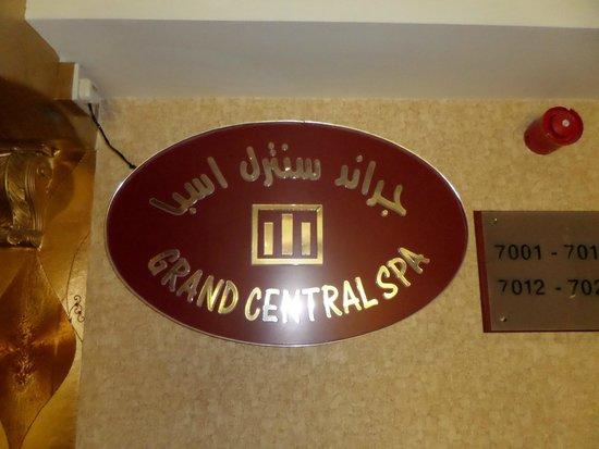Grand Central Hotel : спа и сауна тут