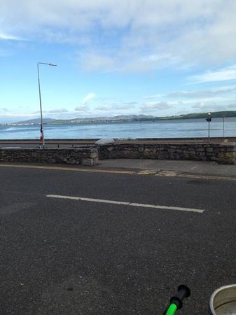 Down Yonder Luxury Bed & Breakfast: views from Rosses Point