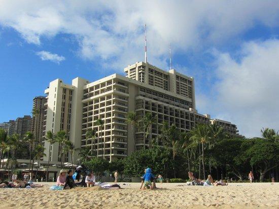 Hilton Hawaiian Village Waikiki Beach Resort: Tour Alli'i