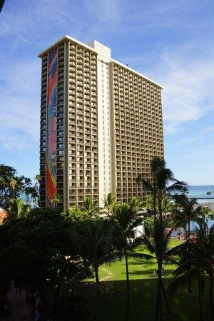Hilton Hawaiian Village Waikiki Beach Resort: Tour principale