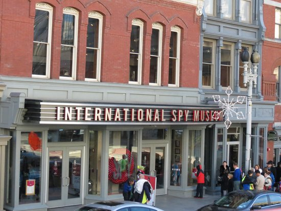 International Spy Museum: Spy 3