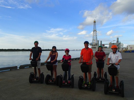 Segway Tours by SegCity: Great family adventure in Galveston