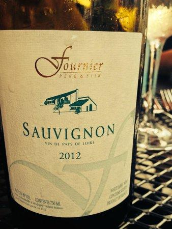 Leunig's Bistro: Sauvignon Blanc