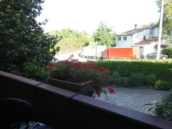 Park Hotel Chianti: room
