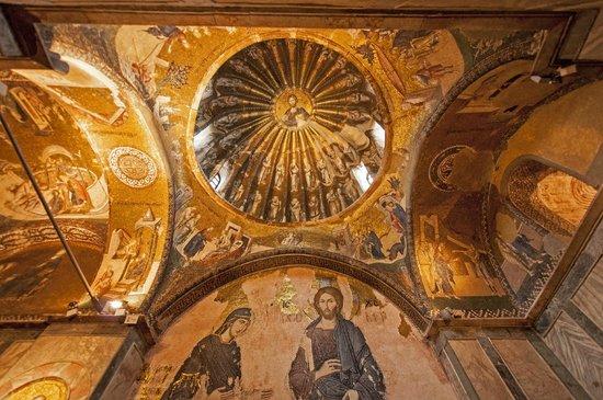 Kariye Museum (The Chora Church): Chora kerk