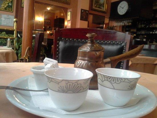 Assanabel: café oriental
