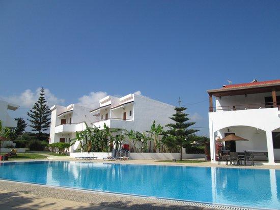 Vallian Village Hotel: pool
