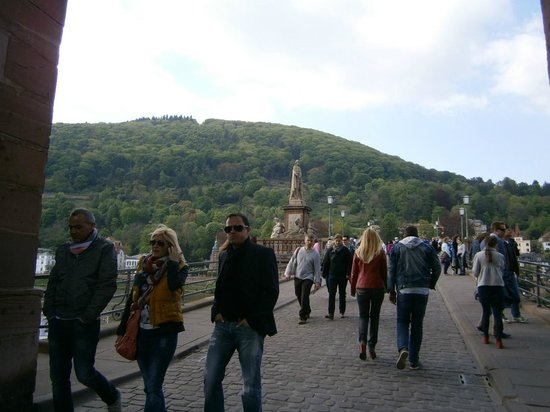 Carl Theodor Old Bridge (Alte Brucke): カール・テオドール橋