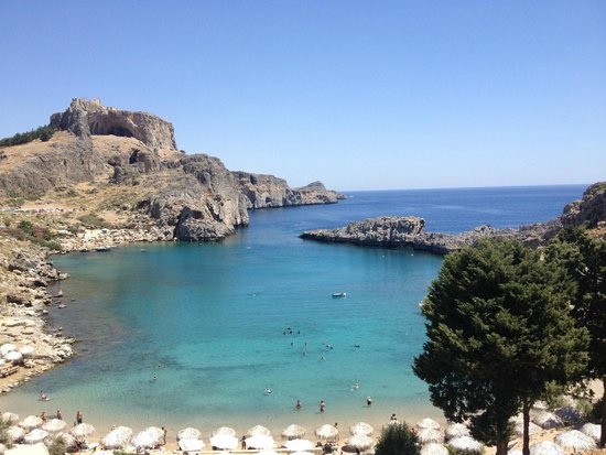 Rhodes Taxi and Limo Service: Lindos