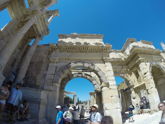 Ancient City of Ephesus: The ruins