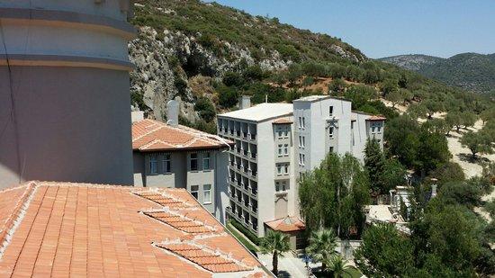 Alkoclar Adakule Hotel: Второй корпус