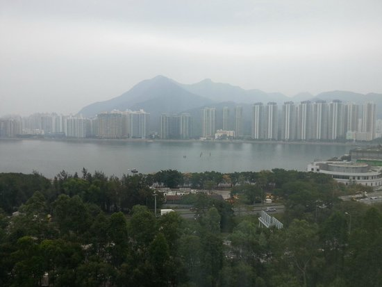 Hyatt Regency Hong Kong Sha Tin: Lovely Morning View