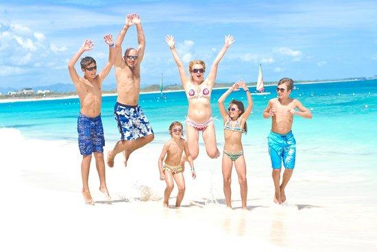 Royalton Punta Cana Resort & Casino: На пляже