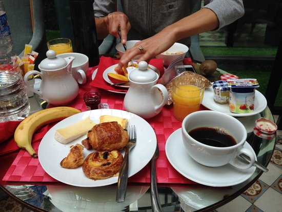 Hotel Joyce - Astotel: Breakfast at Hotel Joyce