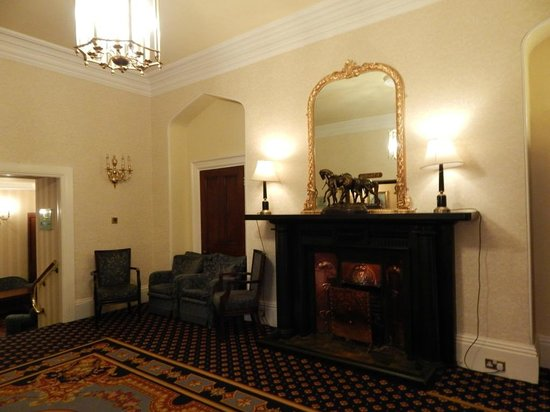 The Ardilaun Hotel : Sitting Area, One of Many