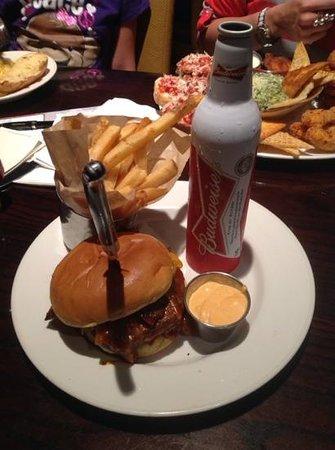 Hard Rock Cafe : Amazing meal!